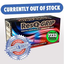 Picture of ResQ-GRIP Black Color - CURRENTLY OUT OF STOCK
