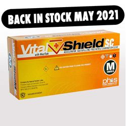"Picture of VitalShield SC - 9.5"" Short Cuff, 7 Mil - CURRENTLY OUT OF STOCK"
